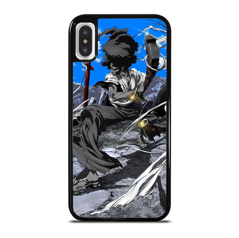 AFRO SAMURAI iPhone X / XS Case