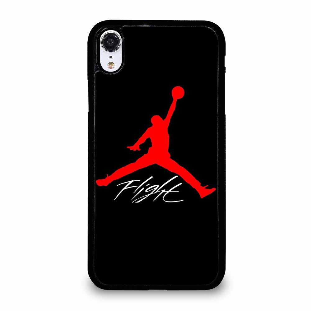 AIR JORDAN LOGO iPhone XR Case