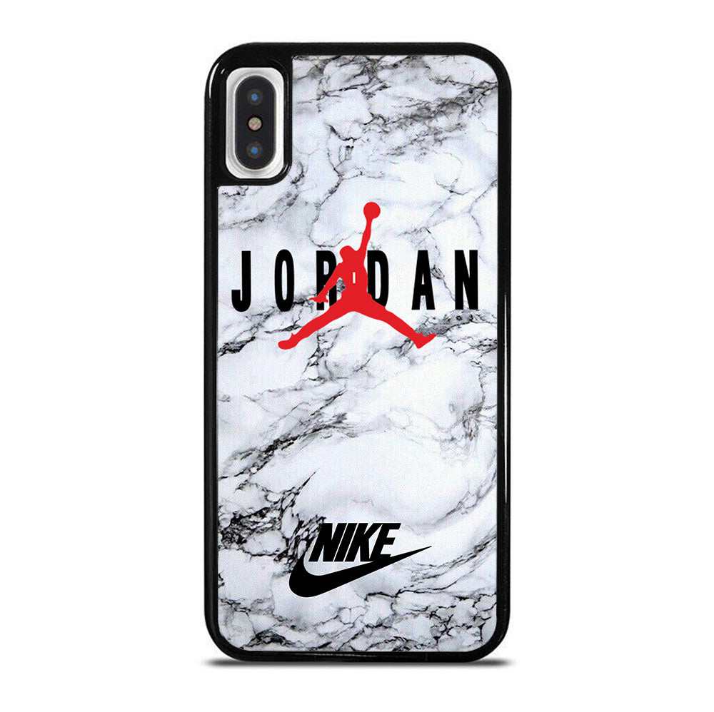 AIR JORDAN MARBLE iPhone X / XS Case