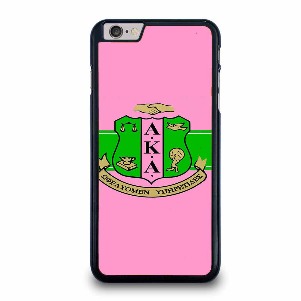AKA PINK AND GREEN iPhone 6 / 6S Plus case