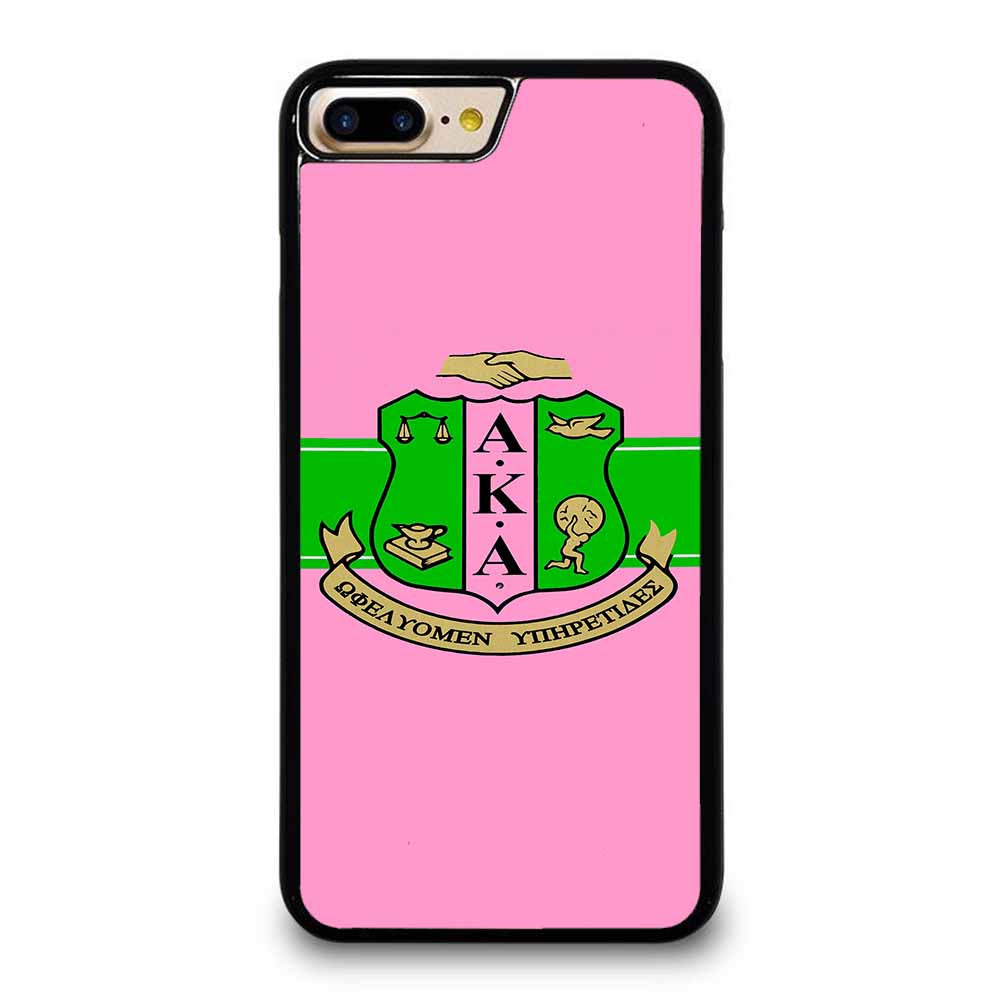 AKA PINK AND GREEN iPhone 7 / 8 PLUS case