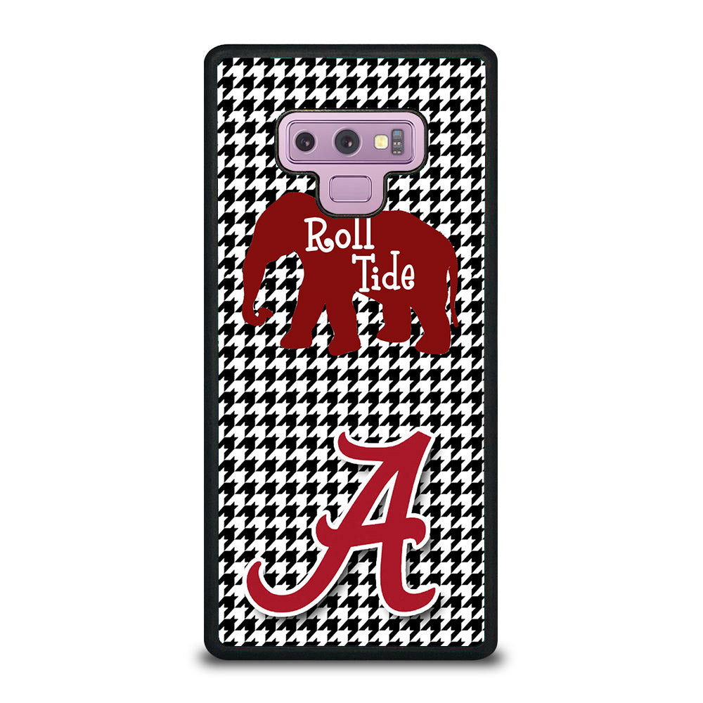 ALABAMA CRIMSON ROLL TIDE Samsung Galaxy Note 9 case