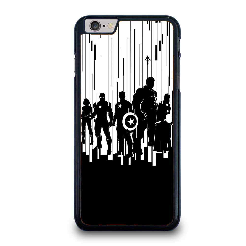 ALL SUPERHERO AVENGER iPhone 6 / 6S Plus Case