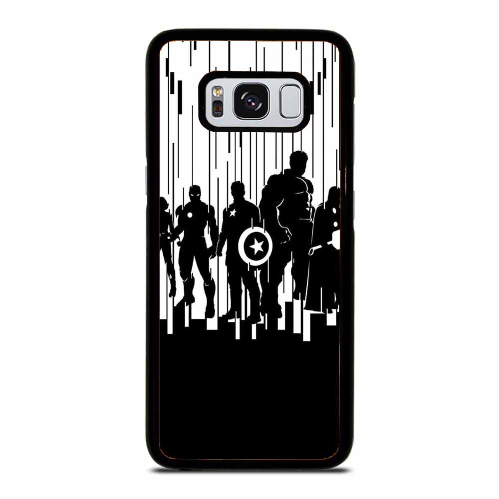 ALL SUPERHERO AVENGER Samsung Galaxy S8 Case
