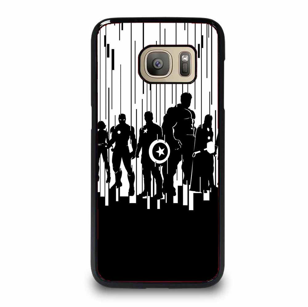 ALL SUPERHERO AVENGER Samsung Galaxy S6 Edge Plus Case