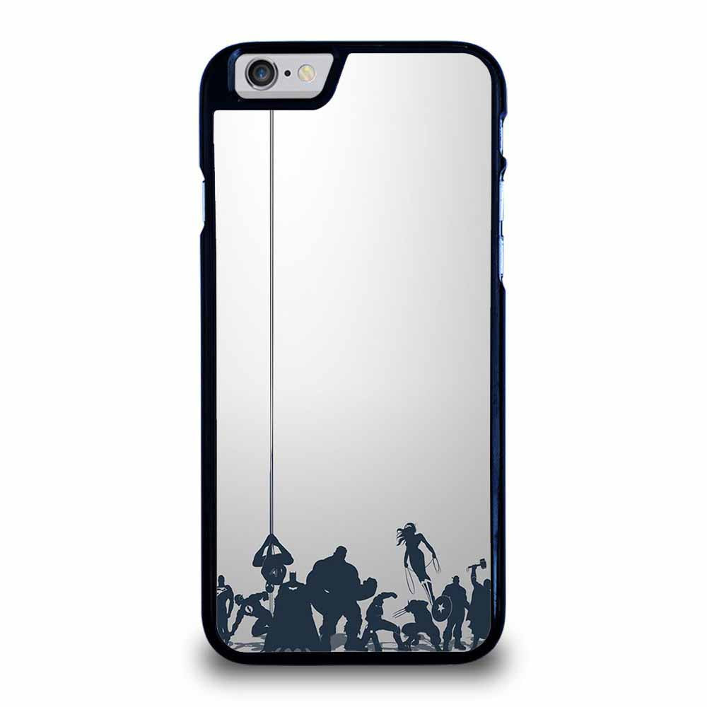 ALL SUPER HERO iPhone 6 / 6S Case