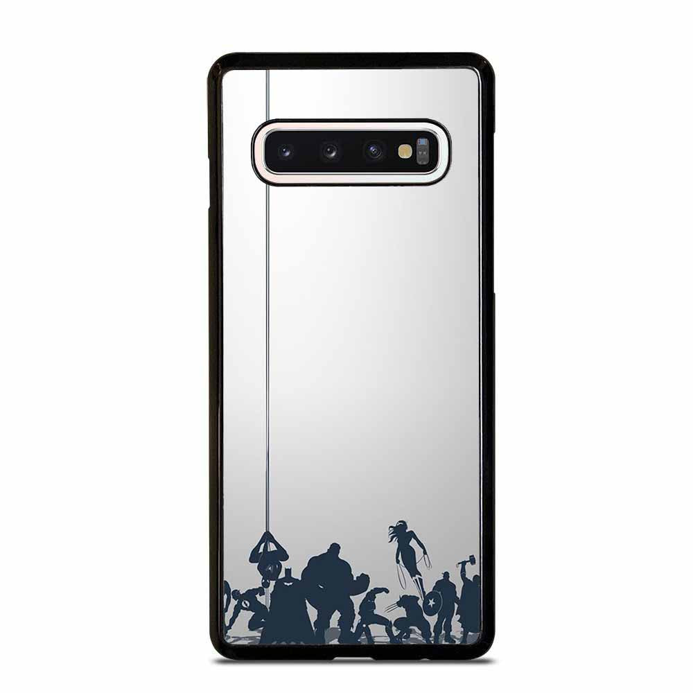 ALL SUPER HERO Samsung Galaxy S10 Case