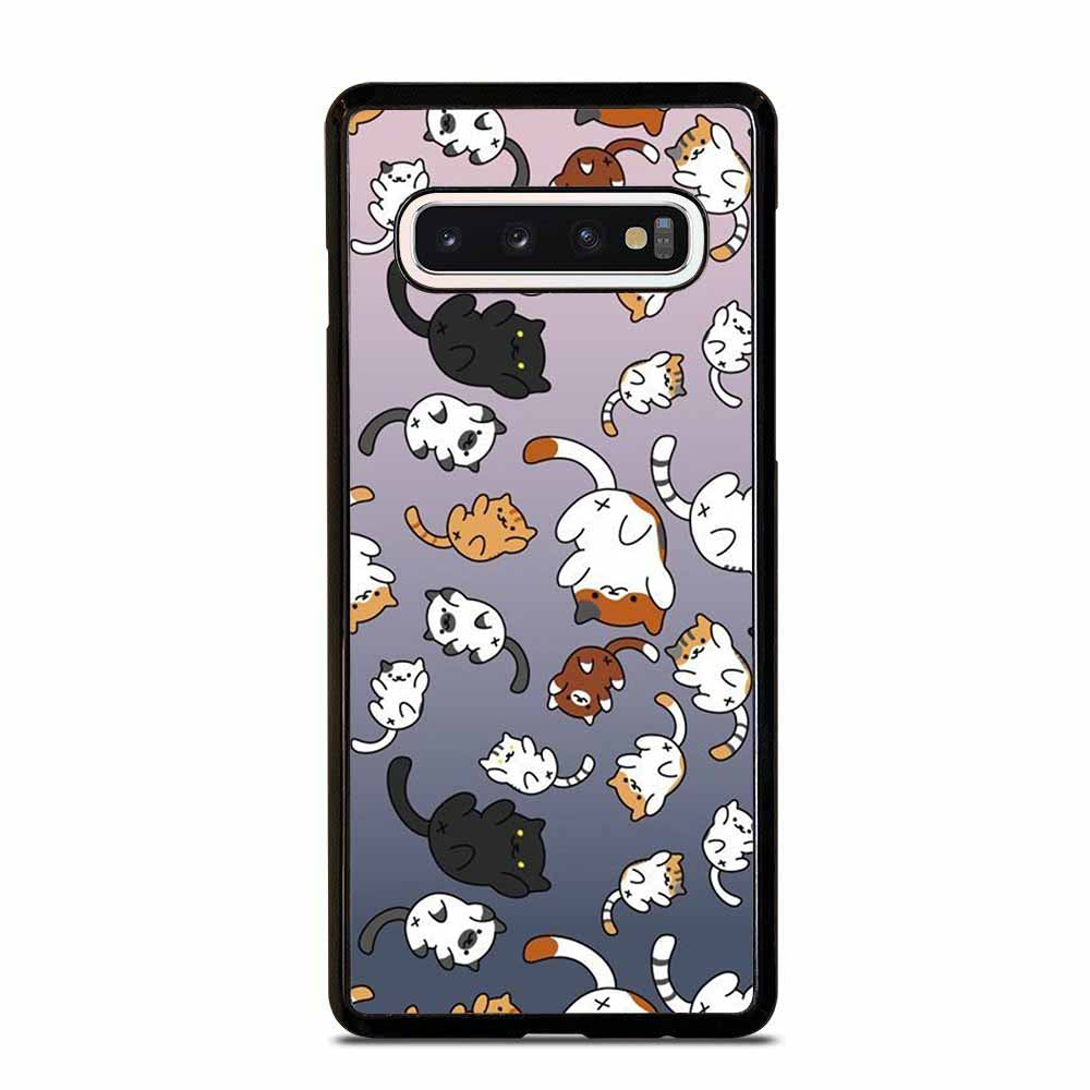 ANIMAL CAT Samsung Galaxy S10 Case