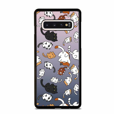 ANIMAL CAT Samsung Galaxy S6 S7 Edge S8 S9 S10 Plus 5G S10e Note 8 9 10 Case Samsung Galaxy S6 S7 Edge S8 S9 S10 Plus 5G S10e Note 8 9 10 Case