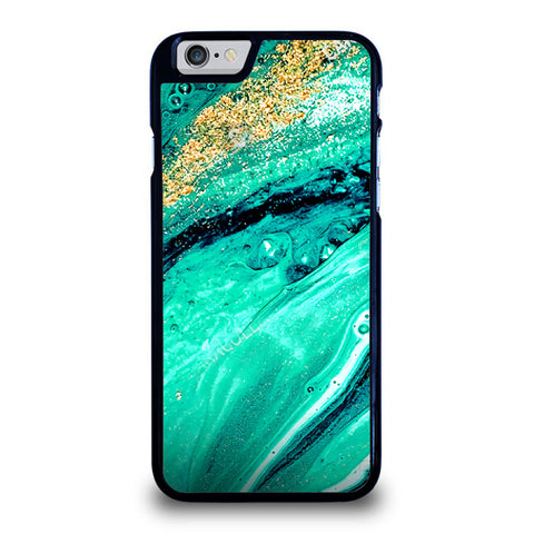 AQUA TURQUOISE STONE iPhone 6 / 6S case