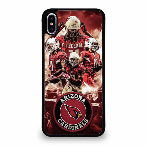 ARIZONA CARDINALS FITZGERALD iPhone XS Max Case