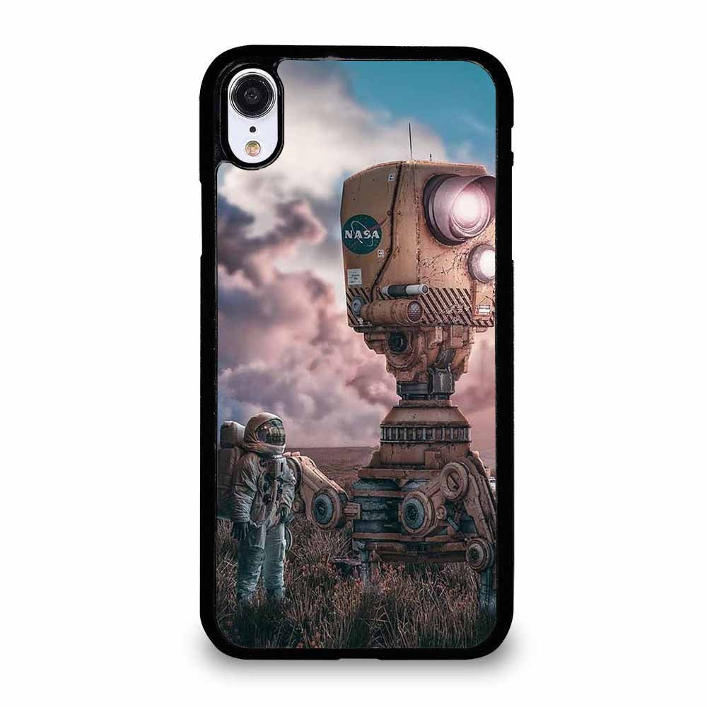 ASTRONOT AND JET iPhone XR Case