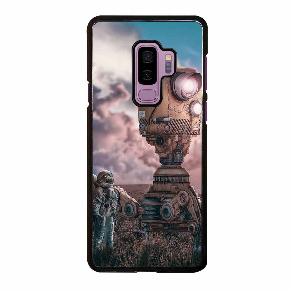 ASTRONOT AND JET Samsung Galaxy S9 Plus Case