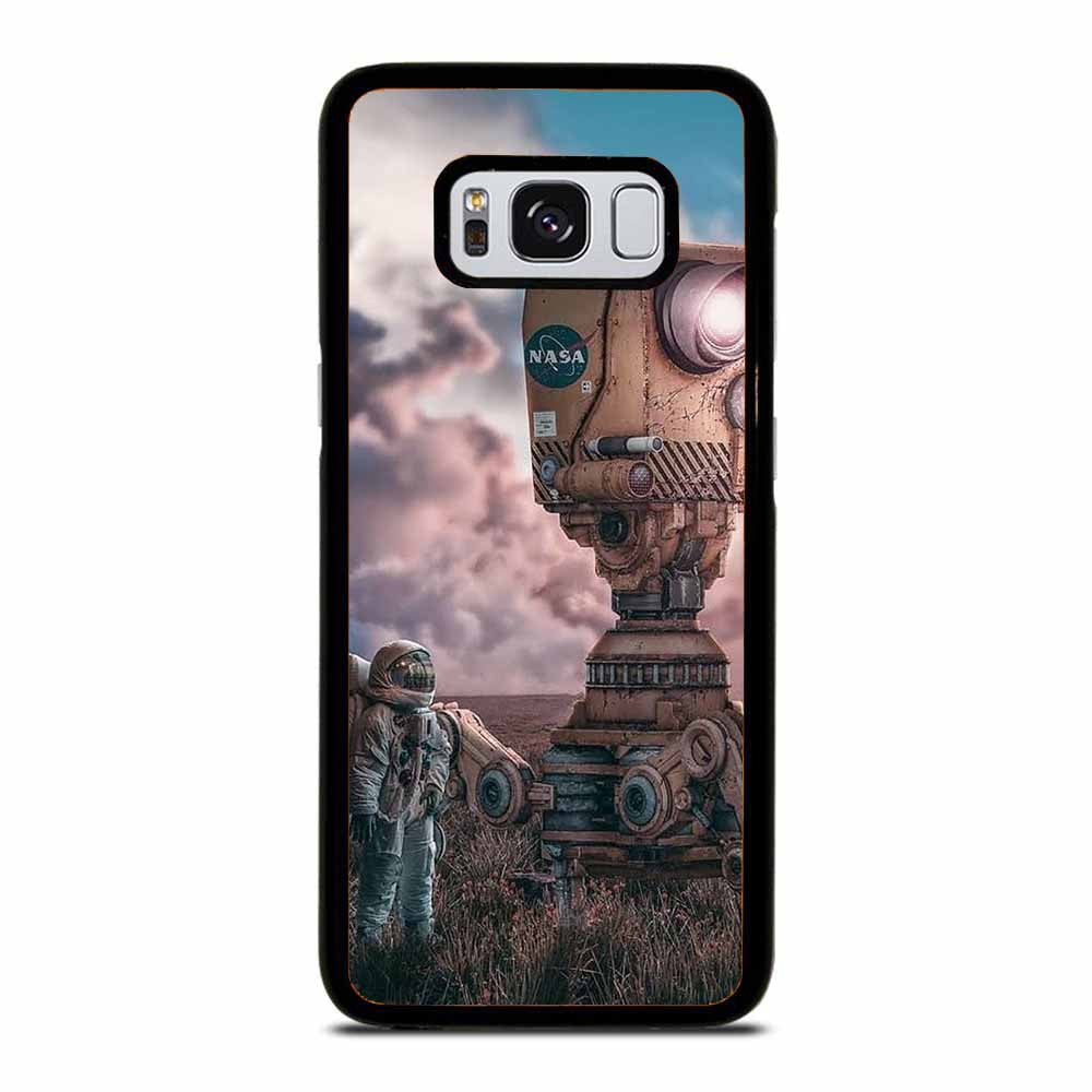 ASTRONOT AND JET Samsung Galaxy S8 Case