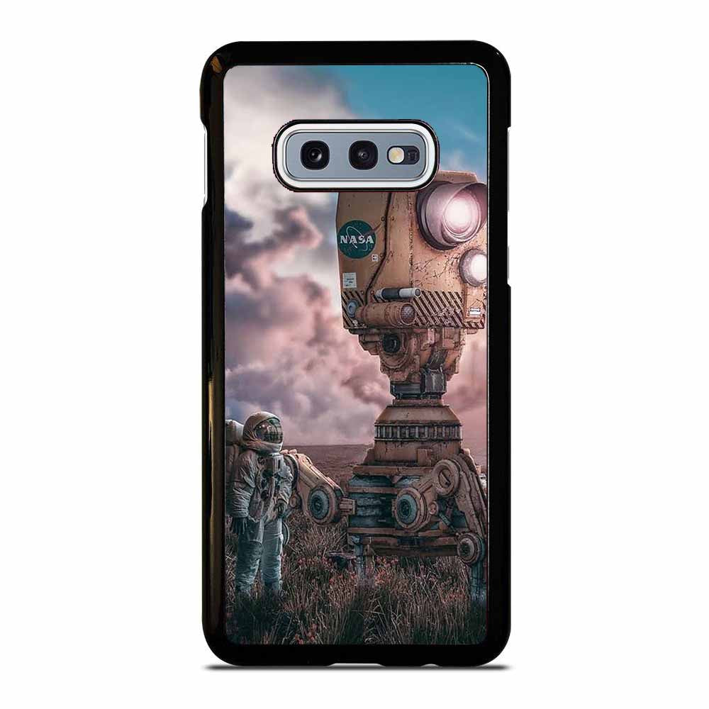 ASTRONOT AND JET Samsung Galaxy S10E Case