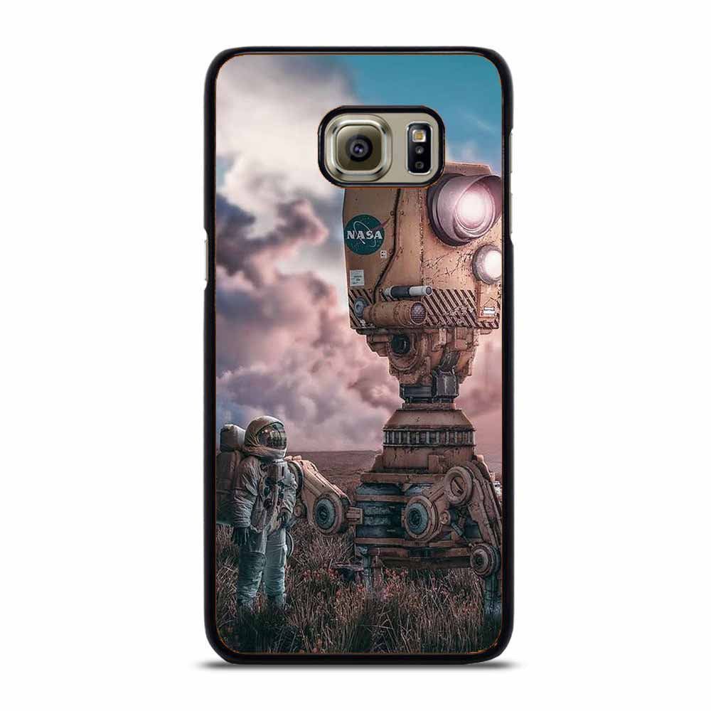 ASTRONOT AND JET Samsung Galaxy S6 Edge Case