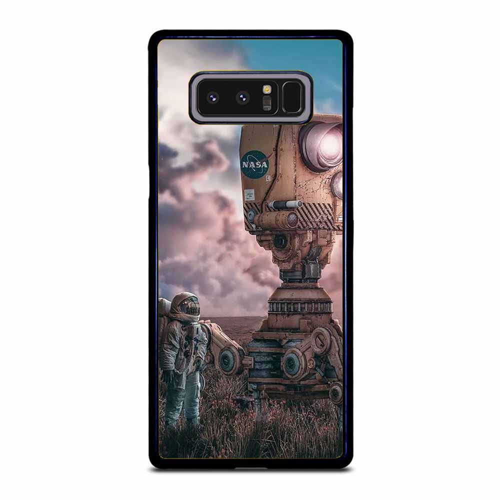 ASTRONOT AND JET Samsung Galaxy Note 8 Case