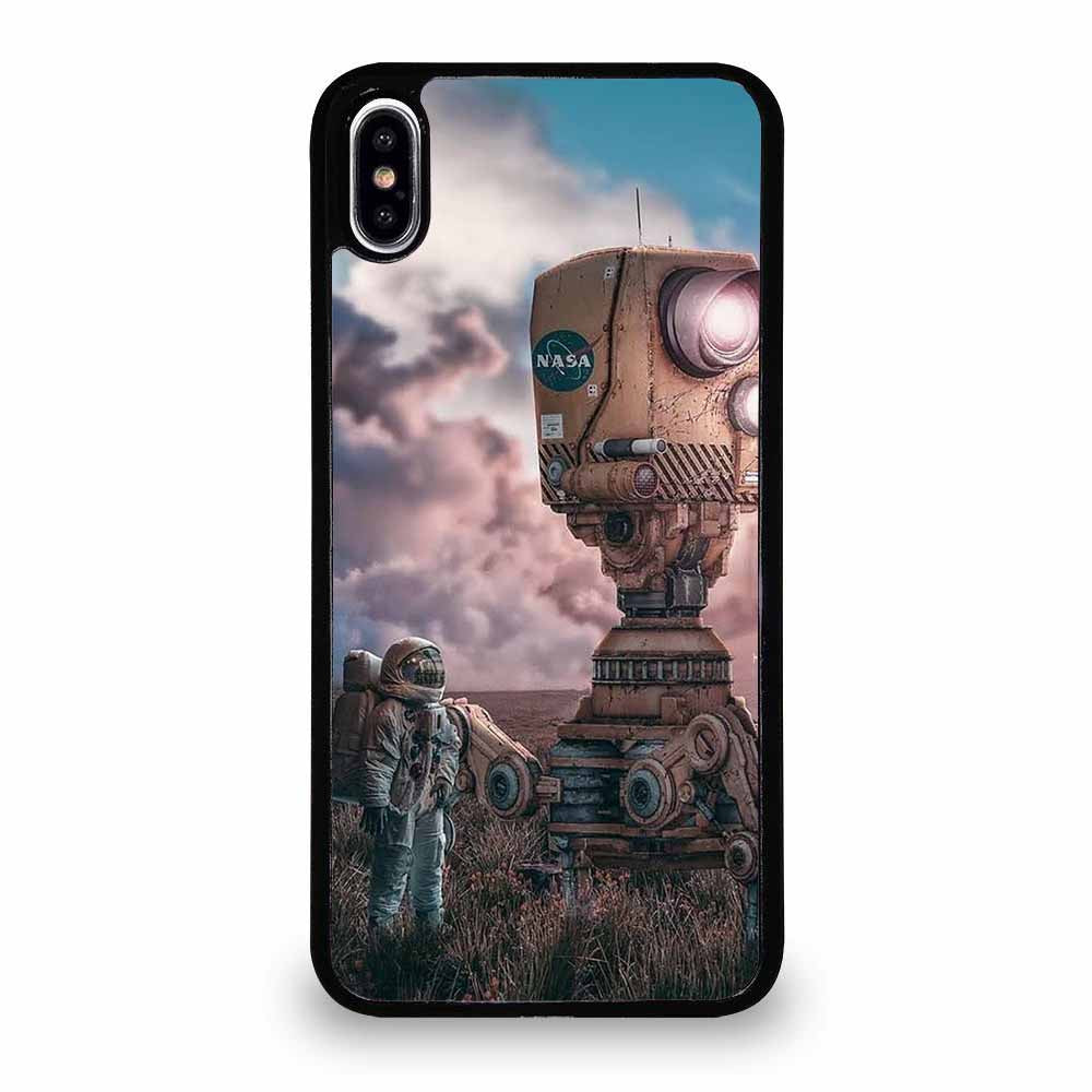 ASTRONOT AND JET iPhone XS Max Case
