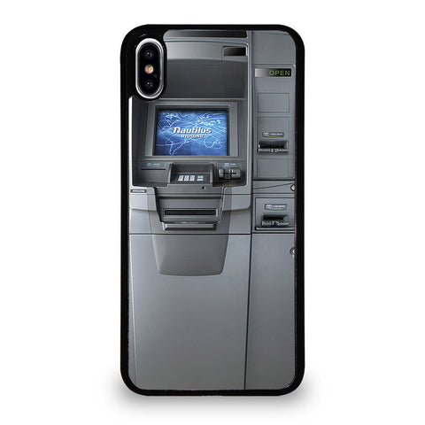 ATM MACHINE iPhone XS Max Case