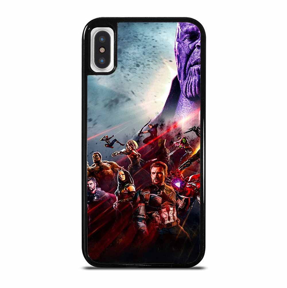 AVANGER INFINITY WAR 2 iPhone X / XS Case