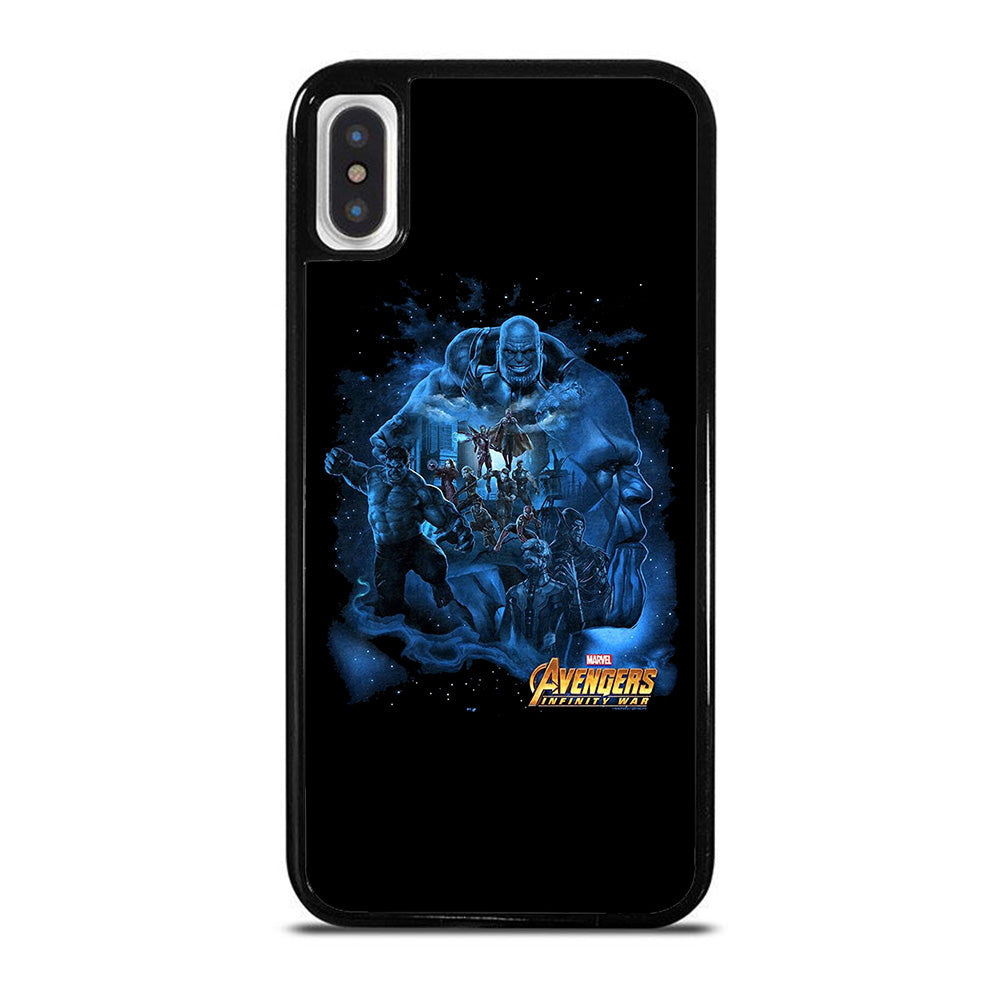 AVENGER INFINITY WAR iPhone X / XS Case