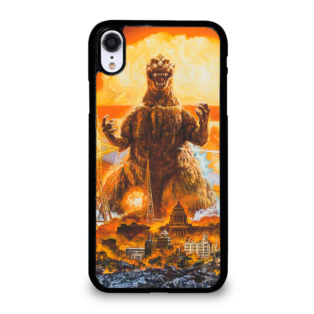 AWESOME GODZILLA iPhone XR Case