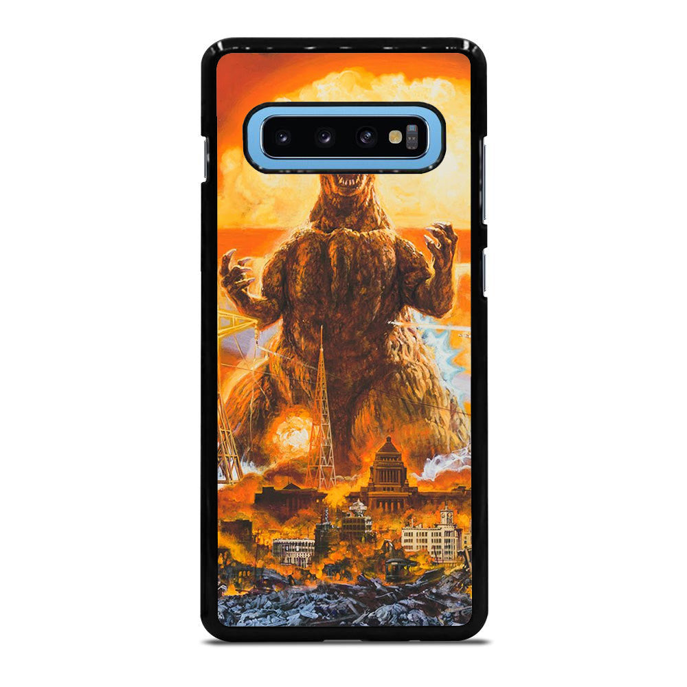 AWESOME GODZILLA Samsung Galaxy S10 Plus case