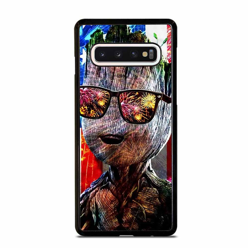 BABY GROOT Samsung Galaxy S6 S7 Edge S8 S9 S10 Plus S10e Note 8 9 10 Case