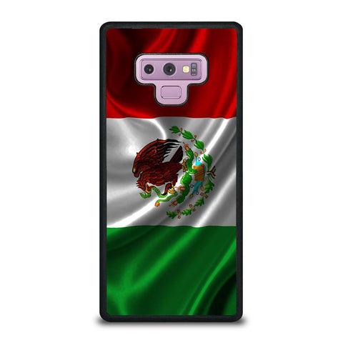 BANDERA DE MEXICO FLAG Samsung Galaxy Note 9 case