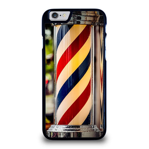 BARBER POLE HAIR CUT 1 iPhone 6 / 6S case