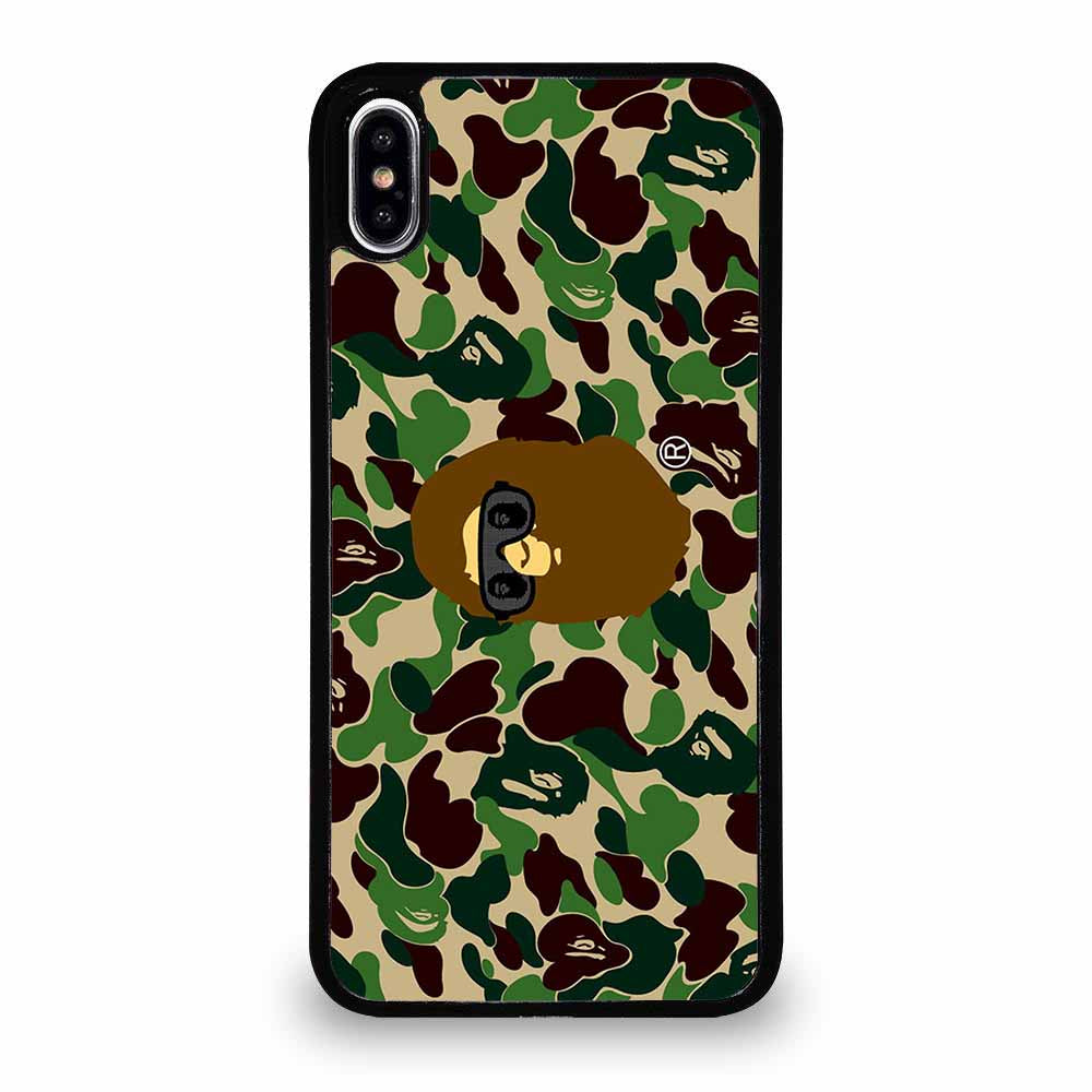 BATHING APE-1 iPhone XS Max Case