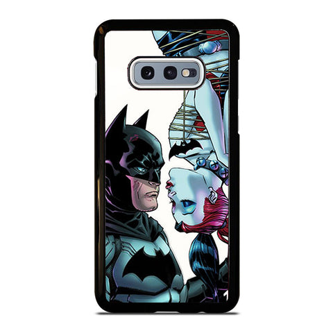 BATMAN HARLEY QUINN  KISSING 1 Samsung Galaxy S10E case