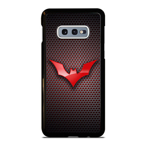 BATMAN LOGO RED Samsung Galaxy S10E case