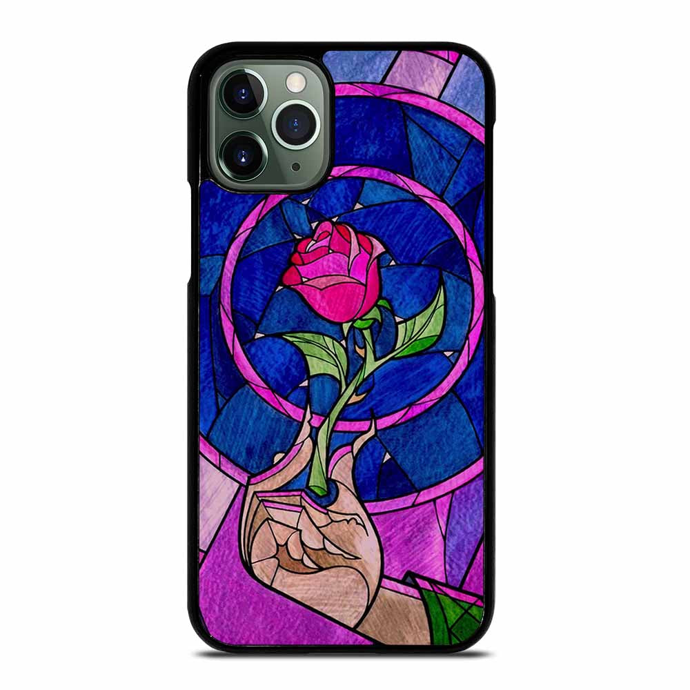 BEAUTY AND THE BEAST ROSE iPhone 11 Pro Max Case