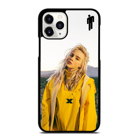 BILLIE EILISH SINGER #3 iPhone 11 Pro Case