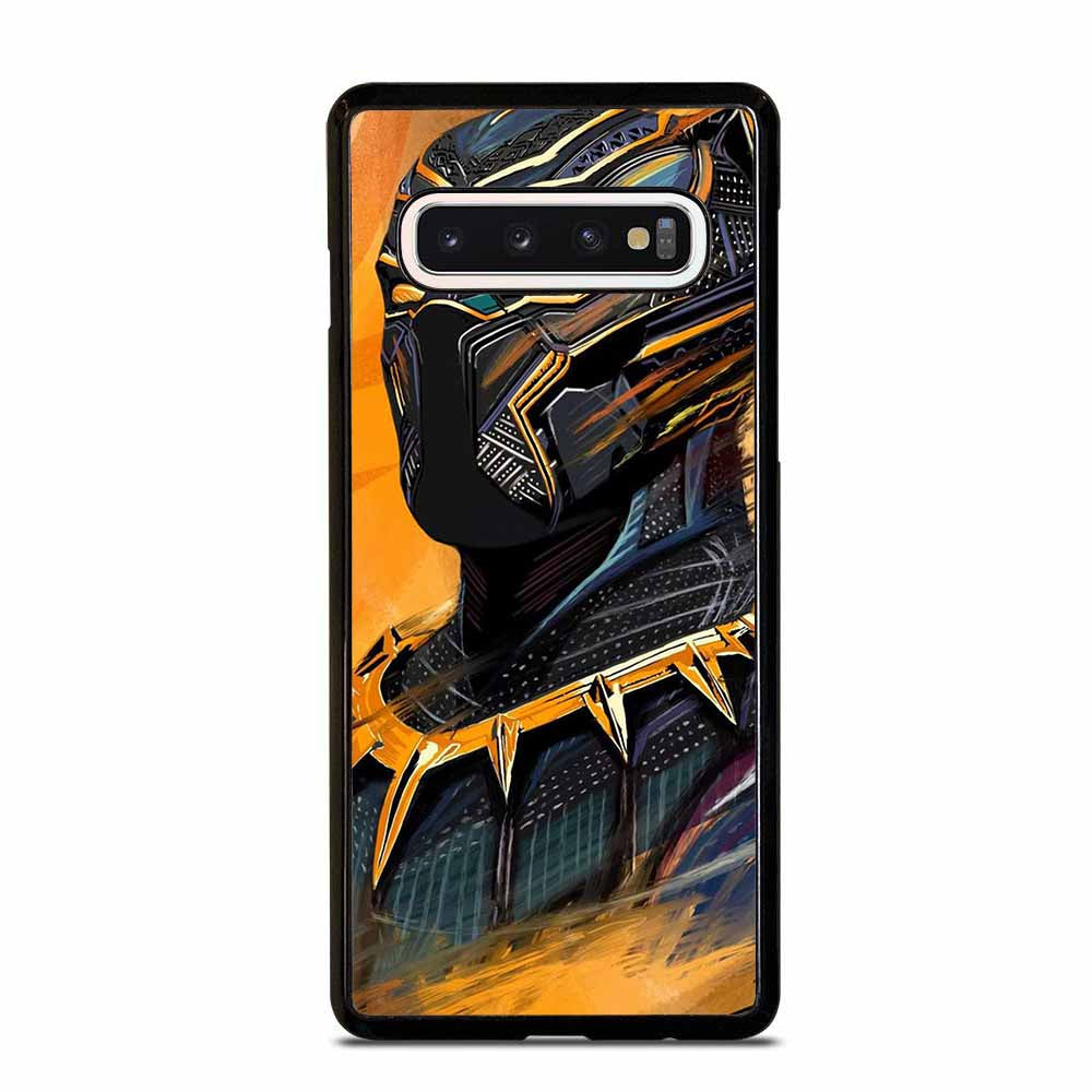 BLACK PANTHER 1 Samsung Galaxy S6 S7 Edge S8 S9 S10 Plus 5G S10e Note 8 9 10 Case