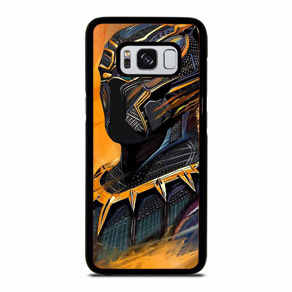 BLACK PANTHER 1 Samsung Galaxy S8 Case