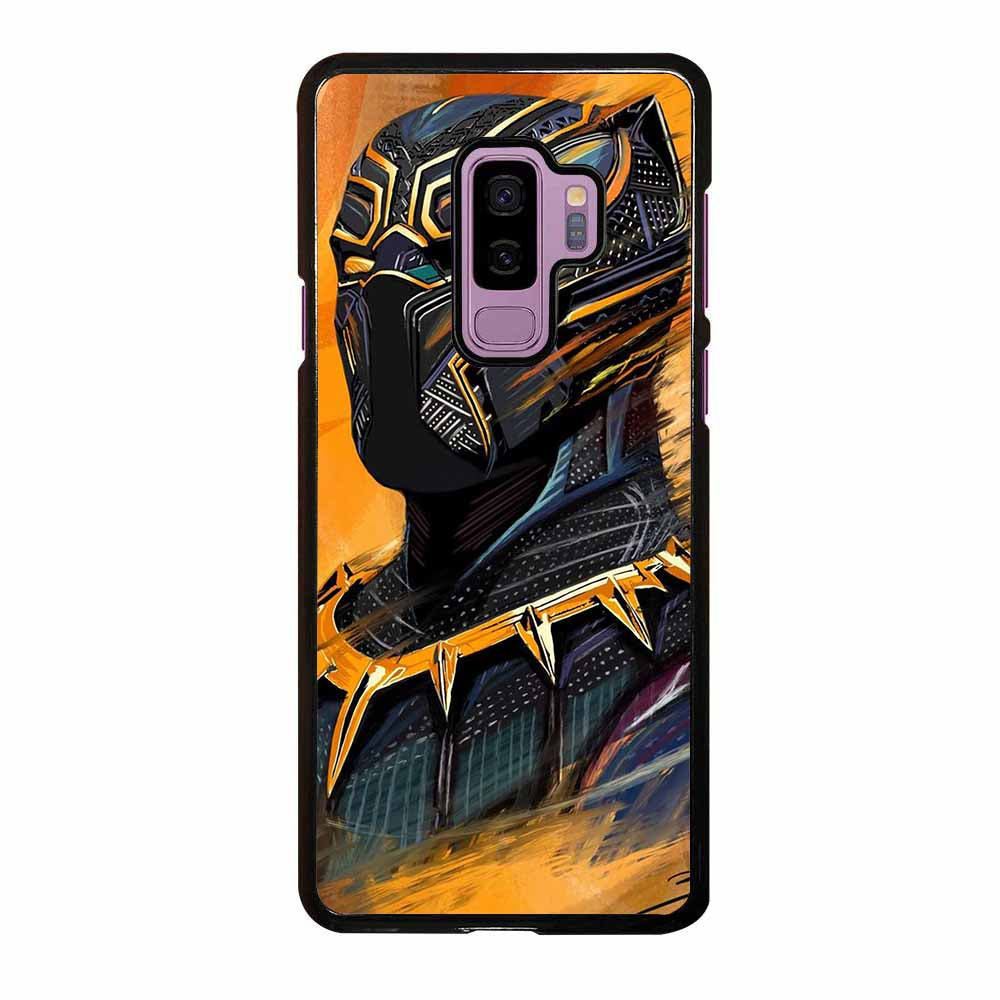 BLACK PANTHER 1 Samsung Galaxy S9 Plus Case