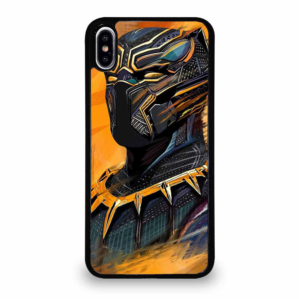 BLACK PANTHER 1 iPhone XS Max Case