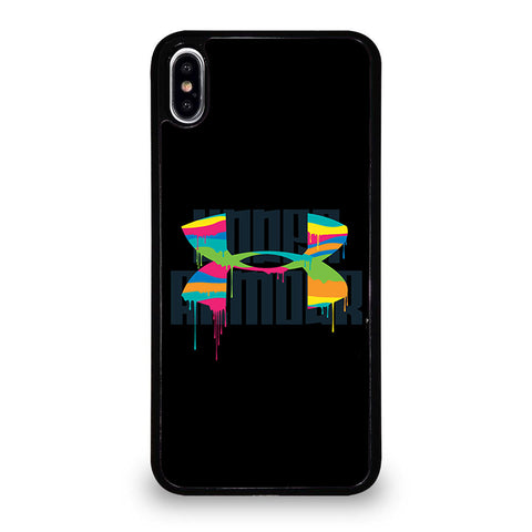 BLACK UNDER ARMOUR iPhone XS Max Case