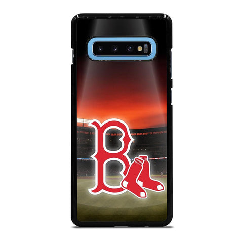 BOSTON RED SOX Samsung Galaxy S10 Plus case