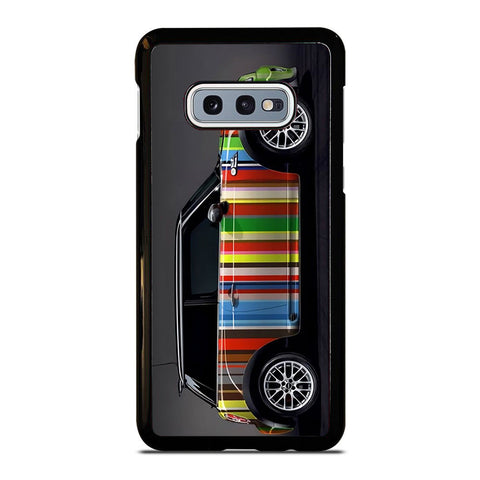 BRAND NEW PAUL SMITH MINI COOPER Samsung Galaxy S10E case