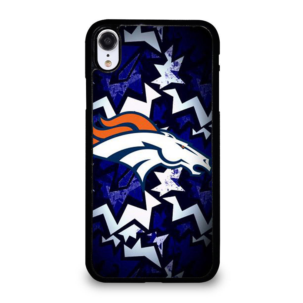 BRISBANE BRONCOS ABSTRAK iPhone XR Case