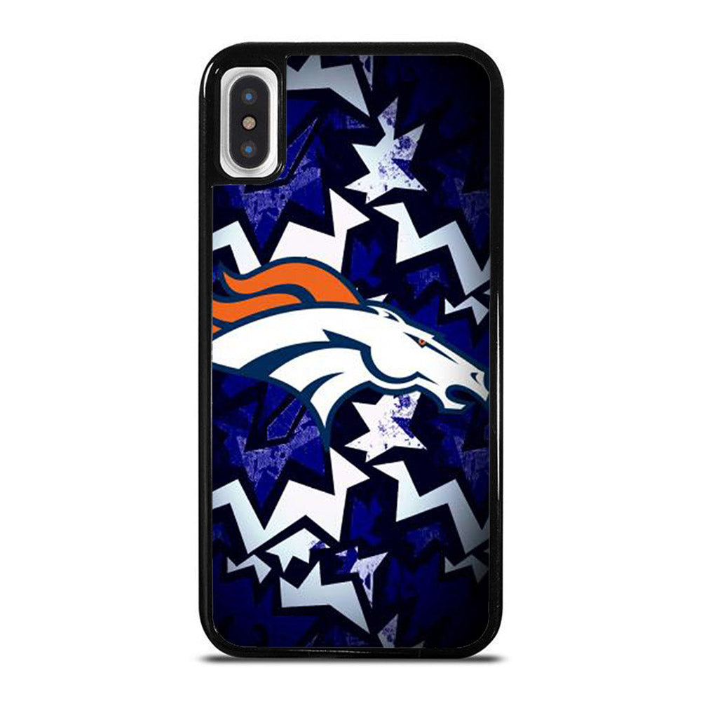 BRISBANE BRONCOS ABSTRAK iPhone X / XS Case