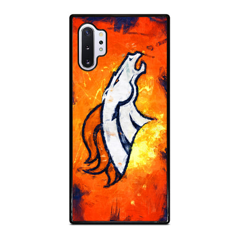 BRISBANE BRONCOS LOGO ART Samsung Galaxy Note 10 Plus case
