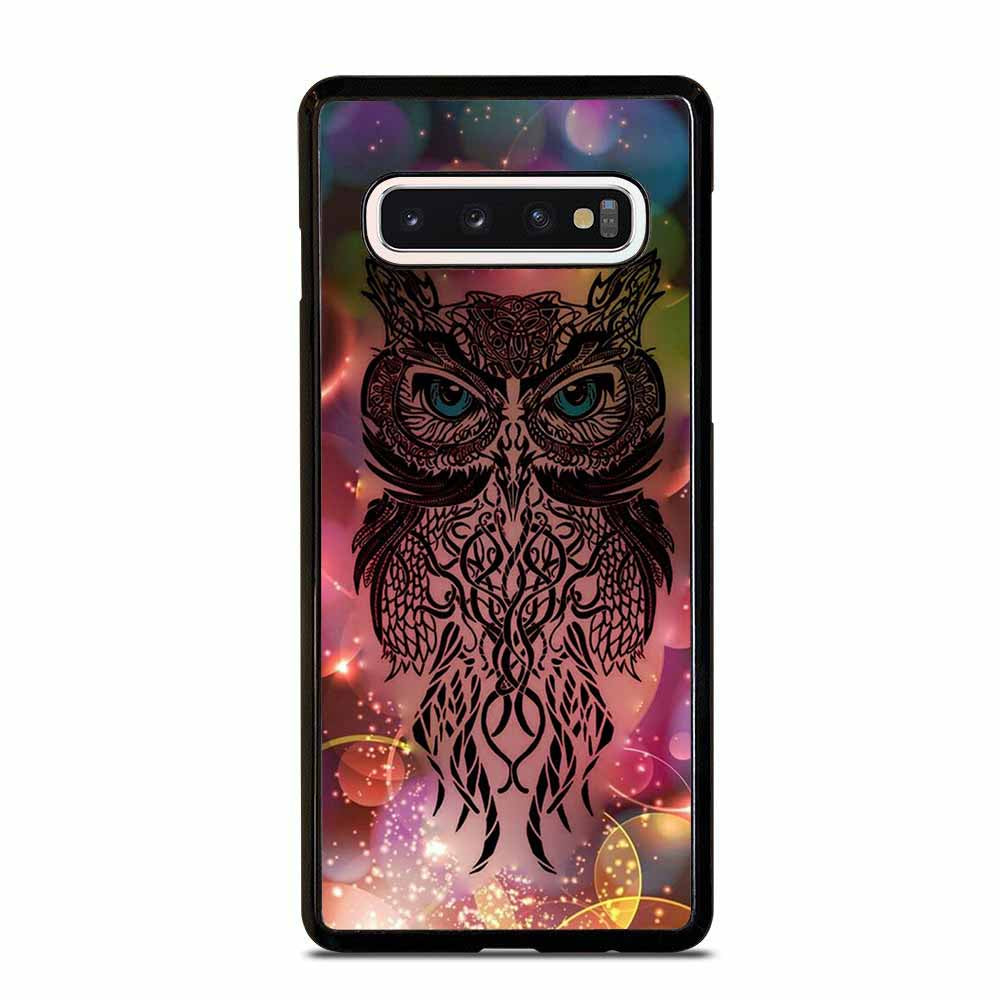 BUBBLE OWL Samsung Galaxy S6 S7 Edge S8 S9 S10 Plus 5G S10e Note 8 9 10 Case Samsung Galaxy S6 S7 Edge S8 S9 S10 Plus 5G S10e Note 8 9 10 Case