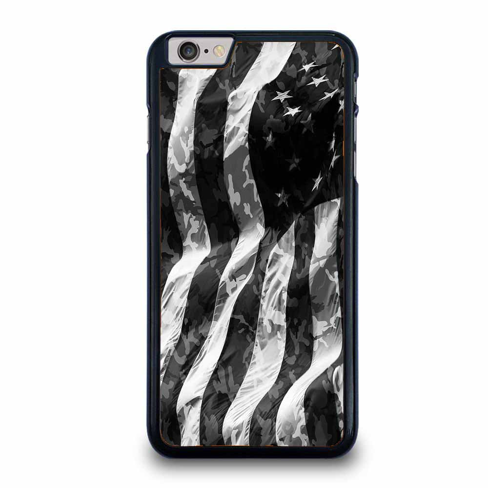 CAMO AMERICAN FLAG iPhone 6 / 6S Plus Case
