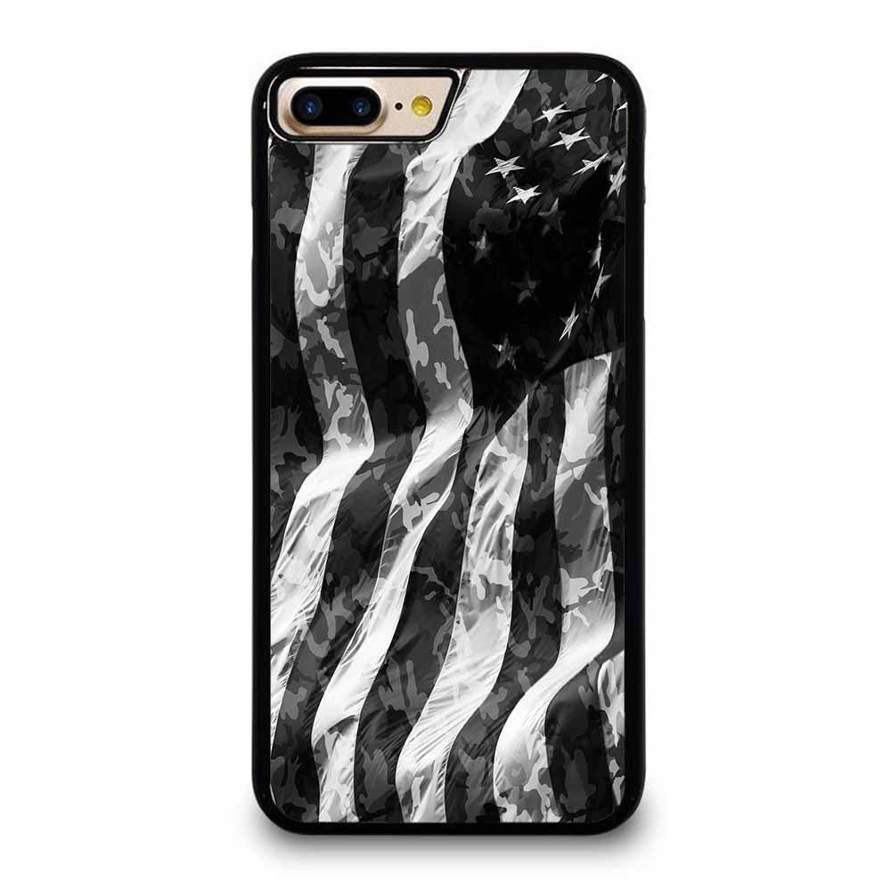 CAMO AMERICAN FLAG iPhone 7 / 8 Plus Case