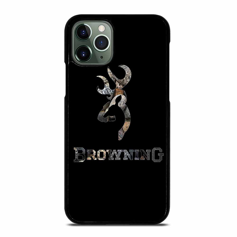 CAMO BROWNING DEER iPhone 11 Pro Max Case