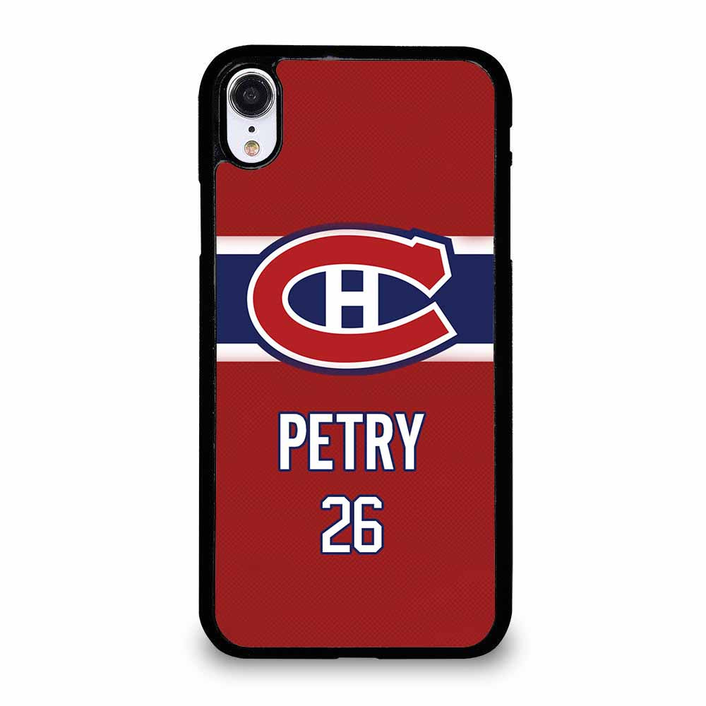 CANADIENS MAIN ROSTER iPhone XR Case